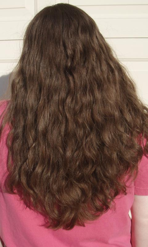 Before Amp After End The Frizz A Blog By Living Proof